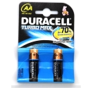 БАТАРЕЙКА R06  DURACELL TURBO, Код товара [7628]