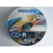 PHILIPS 700Mb 80min 52x Bulk 10/15/25/50psc, Код товара [7667]